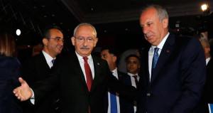 Kılıçdaroğlu'ndan İnce'ye krizi bitirecek davet!