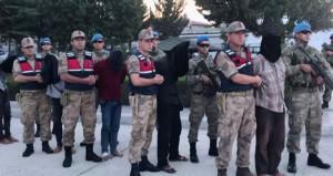 2 askerimizi şehit eden teröristler, Türkiye'ye böyle getirildi