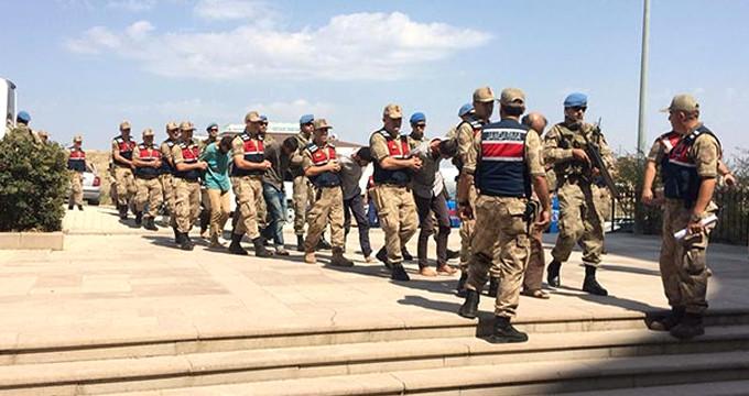 Afrin'de 2 askerimizi şehit eden 9 PKK'lı terörist için karar verildi!