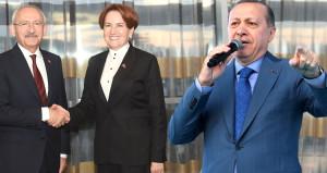 Kritik kenti AK Partiden almak için ittifak yapacaklar