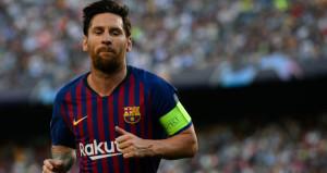 Lionel Messi, Şampiyonlar Ligi tarihine adını altın harflerle yazdırdı
