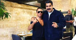 Maduro, Nusrette yemek yedi, Venezuela halkı ayaklandı!