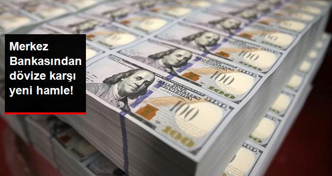 Merkez Bankasından Yeni Döviz Hamlesi: TL Zorunlu Karşılıklara Ödenen Faizi Yüzde 13'e Yükseltti