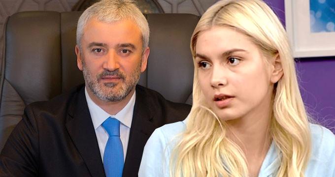 Ordu Belediye Başkanı İstifa ederken Aleyna'ya özendi