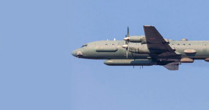 Suriye'nin vurduğu Rus savaş uçağı, KKTC'de büyük panik yarattı