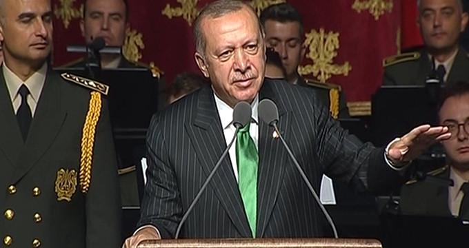 Başkan Erdoğan döviz manipülasyonuna noktayı koydu