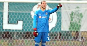 Beşiktaşın Alman kalecisi Karius, Kadıköy atmosferinden çekinmiyor