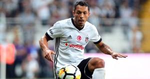 Brezilyalı yıldız Adrianodan, Beşiktaşa kötü haber
