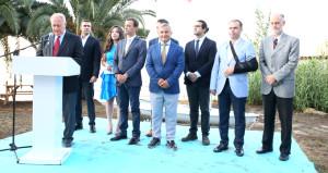 Tuzla Yelken ve Su Sporları Kulübü, resmi açılışını gerçekleştirdi