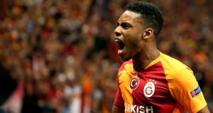 Dün gece attığı golle Galatasaray tarihine geçti