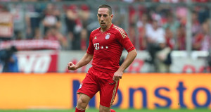 Frank Riberyden Galatasaray paylaşımı