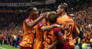 Galatasaray, tek galibiyetle dünyaları kazandı