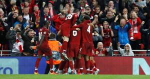 Gol düellosunda kazanan Liverpool!