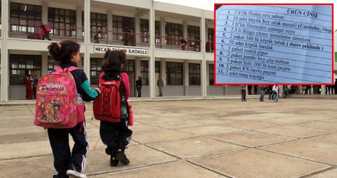 KKTC'de öğrencilerden istenenler ülkeyi karıştırdı! İşte o liste