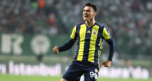 Konyaspor maçının kahramanı Eljif Elmasın gözü Beşiktaşta