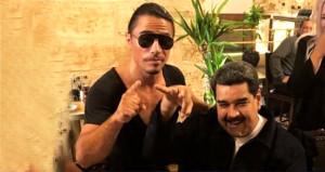 Nusrete gittiği için tepki çeken Madurodan şaşırtan açıklama!