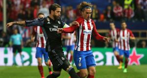 Sergio Ramostan Griezmanna ağır sözler
