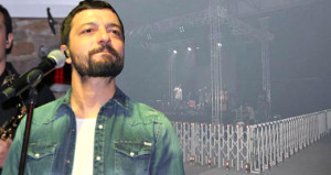 Ünlü şarkıcıya kebap şoku! Konseri iptal edildi