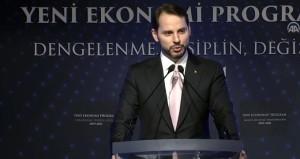 Bakan Albayrak, piyasaların gözünü çevirdiği yeni programı açıkladı