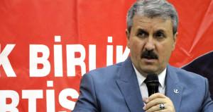 BBP Lideri Destici, ittifak konusunda niyetini açıkça belli etti
