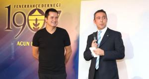 Anlaşma tamam, Acun Fenerbahçe ile çalışacak