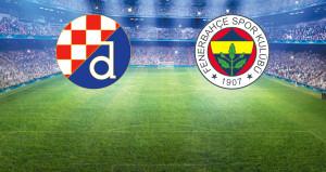 Fenerbahçe, D. Zagreb ile karşılaşıyor! Maçta 5 gol var