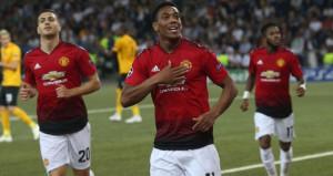 Manchester United, İsviçrede 3 golle kazandı