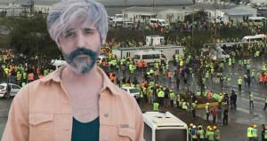 Manuş, 3. Havalimanı yerleşkesinde vereceği konserlerini iptal etti