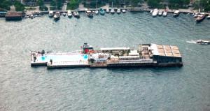 Tartışmalara konu olan 300 milyon TLlik ada, sahibini buldu!