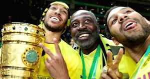Yıldız oyuncunun babası Gabonun yeni teknik direktörü oldu