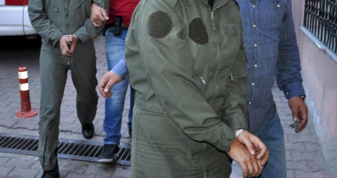 Aktif görevdeki 110 asker hakkında gözaltı kararı!