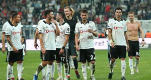 Beşiktaşın savunma oyuncuları bu sezon bir başka