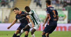 Bursaspor beraberlik serisine Medipol Başakşehiri de ekledi