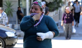 Engelli kadını dövmüşlerdi, yanlarına kalmadı!