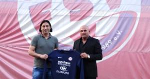 Eski futbolcu Erhan Albayrak, FSV Duisburgun başına geçti