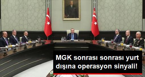MGK Toplantısı Sonrası Terörle Mücadelede Kararlılık Mesajı: Yurt Dışı Operasyonları Sürecek