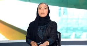 Televizyonu açan Suudiler bu manzarayla ilk kez karşılaştı!