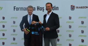 Trabzonspor, Intercity ile sponsorluk anlaşmasına vardı