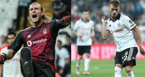 Yeni transferler 40 yıllık Beşiktaşlı gibi oynadı
