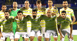 Fenerbahçe Avrupanın zirvesinde