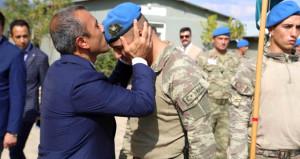 İlk komando birliği dualarla İdlib'e uğurlandı!