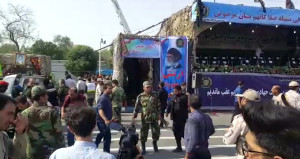 İranda, askeri törene terör saldırısı! Çok sayıda ölü ve yaralı var