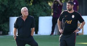 Lokomotiv maçının gizli kahramanı Ümit Davala, Terime raporunu sundu