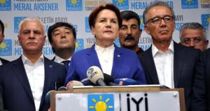 MHPnin af teklifine İYİ Partiden sert tepki!