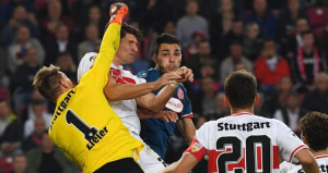 Tayfun Korkutun ekibi Stuttgart yine gülemedi!
