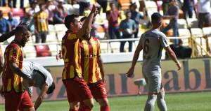 Yeni Malatyaspor, Çaykur Rizesporu tek golle devirdi