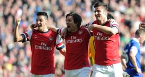 Arsenalin eski yıldızından Mesut Özile destek