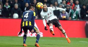 Beşiktaşlı Quaresmanın 2nci dalya heyecanı