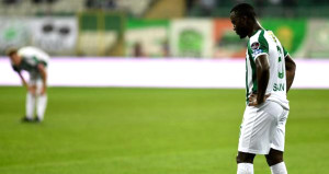 Bursaspordan 45 sezon sonra bir ilki yaşadı