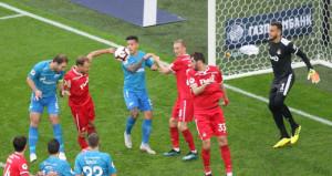 Galatasarayın rakibi Lokomotiv Moskova darmadağın!